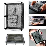 LARGE 3D PIN ART IMPRESSIONS CLASSIC GADGET METAL PICTURE GIFT XMAS EXECUTIV TOY