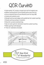 Sidekick Ruler For Longarm Quilting Template