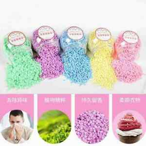 Lasting Fragrance Beads Laundry Softener Washing Machine Detergent Perfume J1N4
