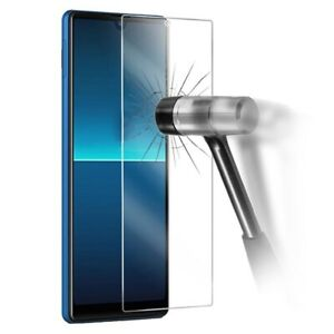 Tempered Glass Screen Protector case friendly for Sony Xperia L4