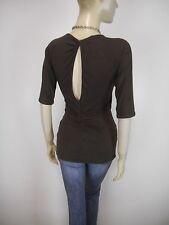 BCBG Max Azria Short Sleeve Top sz 10 12 - BUY Any 5 Items = Free Post