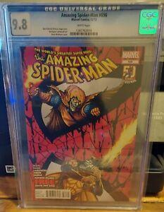 AMAZING SPIDER-MAN #696 CGC 9.8