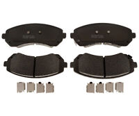 Disc Brake Pad Set-Rear Disc Front Raybestos MGD844MH
