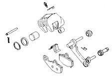 K&L Supply - 32-1286 - Brake Caliper Rebuild Kit~