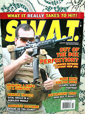 SWAT 10/2008~OLYMPIC ARMS PARTNER~ADVANCED DEFENSE SYSTEM CARBINE~RUGER MINI-14
