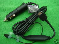 Official Garmin ZUMO 660 760 680 Nuvi Vehicle Power Cable Traffic TMC Charger