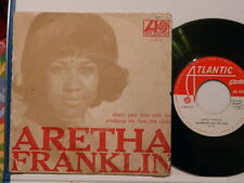 ARETHA FRANKLIN Share your love with me  ATLANTIC n2872 Portugal    $$