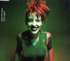 TRES RARE MAXI CD COLLECTOR 1T KYLIE MINOGUE DID IT AGAIN DE 1997 !!TBE
