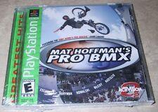 Mat Hoffman's Pro BMX NEW factory sealed Sony Playstation PSX PS1 Matt