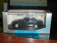 Minichamps 1995 Ford Scorpio Saloon Metallic Black 1/43  MINT BOXED