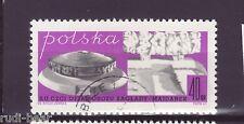 Polen Nr. 1950 gest.  Denkmal Majdanek              -1
