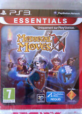 """JEU PS3 """"Medieval Moves"""" (PlaystationMove) Sony NEUF SOUS BLISTER"""