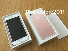 Apple iPhone 7 - 32GB - Rose Gold *Unlocked*  * Apple Warranty August 2021*