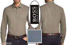 NWT Hugo Boss Black Label By Hugo Boss Regular Fit Patch Breast Pocket Size L