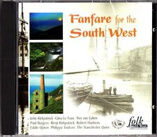 FANFARE FOR THE SOUTH WEST CD (NEW) Benji & John Kirkpatrick/Steeleye Span/FOLK