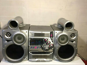 JVC MX-GT90 Legendary Compact Stereo Component System