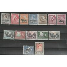 KENIA UGANDA TANGANIYKA 1954 DEFINITIVA ANIMALS 14 VMNH YV 90/101 MF73292