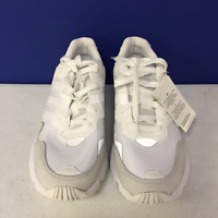 Adidas Men's Yung 96 Originals Athletic White Grey Fitness Shoes Size US 8.5