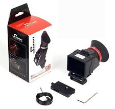 "GGS Swivi S6 Professional 3X Fold Viewfinder Loupe for 3""-3.2"" LCD 4:3-3:2 DSLR"
