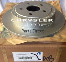 NEW CRUISER,NEON,CHEROKEE REAR BRAKE DISCS (PAIR) 05085651AB