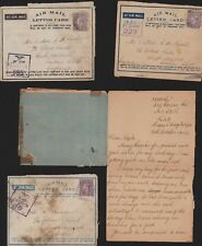 More details for raf persia iraq 1942 - mrs rosier, 72 albert road, norwood, london . aj.863
