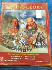 Fading Glory Napoleonic Wars - Gmt Games War Board Game New!