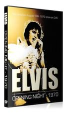 Elvis Presley - Opening Nights At The Hilton - Rare DVD