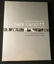 Justin BOWYER / Conversations with Jack Cardiff Art Light and Direction 1st 2003