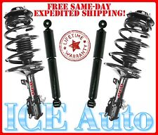 2008 - 2010 Saturn Vue 3.6 FCS Complete Loaded Front Struts & Rear Shocks