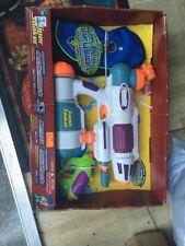 Super Soaker Arctic Shock Squirt Water Gun 2004 Hasbro Rare New Toys R Us Mib