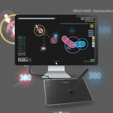 Huion Inspiroy H430P Graphics Drawing Tablet for Osu! Signature Pad with Pen Pen