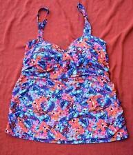 Autograph Women's Regular Size Tankini Top Swimwear