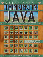 NEW Thinking in Java (4th Edition) by Bruce Eckel