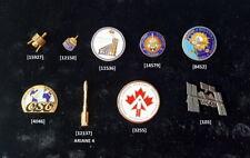 Raumfahrt Raketen Satelliten... Pins AUSSUCHEN .¸,ø¤º°*°º¤ø,¸.¸,ø¤º° *****°