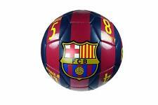 FC Barcelona Official Soccer Size 4 Ball /& Beanie Combo 17-4