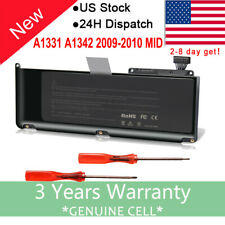 """A1331 Battery For Apple MacBook Pro 13"""" 15"""" 17"""" A1342 (Late 2009 Mid 2010) FS"""