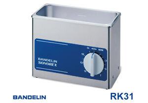 Bandelin SONOREX SUPER RK 31 Ultraschallreiniger 0,9 Liter