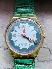"orologio swatch STANDARD GENT modello ""SPADES""GK152 USATO"