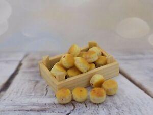 Dolls House Miniature Cherry scones-bakery-shop-food-kitchen-1:12 scale