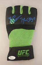 Brian Ortega Autographed Signed MMA UFC Open Palm Glove JSA