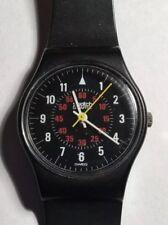 1986 Vintage Ladies Swatch Watch LB105 Nicholette Great Cond