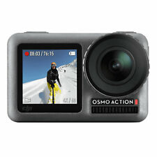 DJI Osmo Action 4K Actioncam Ultra HD Camcorder HDR Wasserdicht Sprachsteuerung