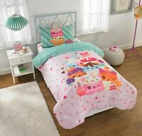 Num Noms Smells Happy Kids Bedding SET Scented TWIN SIZE Comforter ONLY Girls