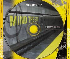 SCOOTER : MIND THE GAP / CD - BASIC VERSION OHNE BOOKLET