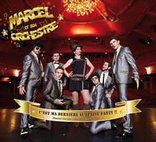 Marcel et son Orchestre - C'est ma dernière surprise partie (1 CD+2 DVD) NEUF