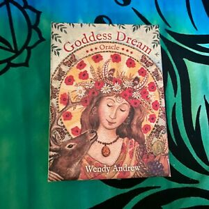 Goddess Dream Oracle by Wendy Andrews - Card Deck and Guidebook