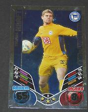 THOMAS KRAFT HERTHA BERLIN TOPPS PANINI FOOTBALL BUNDESLIGA 2011-2012