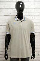 Polo Maglia Uomo KAPPA Maglietta Camicia Shirt Taglia XL Man Cotone Manica Corta