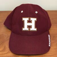 Harvard University Hat Baseball Cap Mens Adult Crimson NCAA College