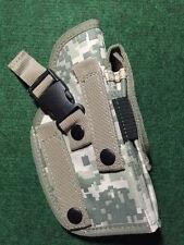 TAIGEAR MOLLE ACU DIGITAL MOLLE Ambidextrous Pistol Holster Tactical #307A